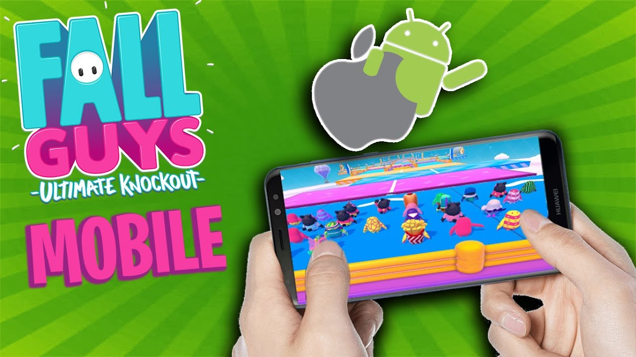 How To Play Fall Guys Ultimate Knockout On Android The Panther Tech